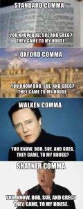 The Shatner Comma - Imgur