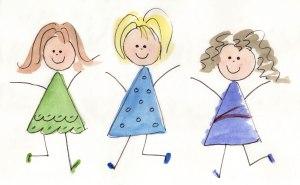 three girls015